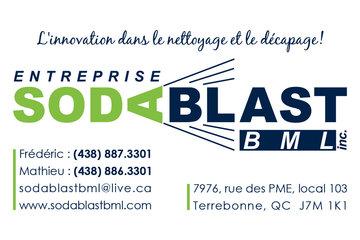 Sodablast B.M.L. Inc