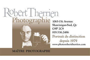 Robert Therrien Maitre Photographe in Shawinigan-Sud