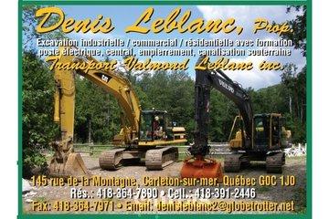 EXCAVATION DENIS LEBLANC
