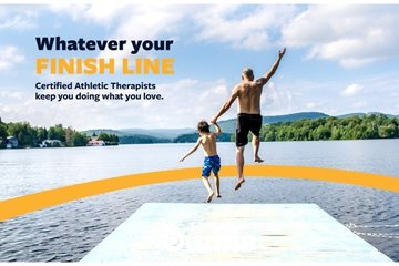 Whatever Your Finish Line Athletic Therapy in toronto