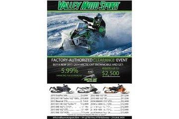 Valley Moto Sport Kelowna