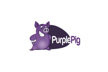 Purple Pig Web Design