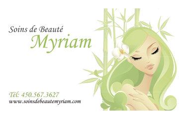 Soins de Beauté Myriam