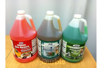 Produits Sanitaires Industriels Dami Inc in Sainte-Catherine: nettoyeur neutre