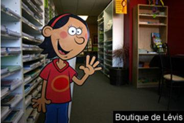 Les Editions De L'envolee in Lévis: Notre boutique de Lévis