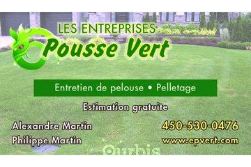 Les Entreprises Pousse Vert s.e.n.c.