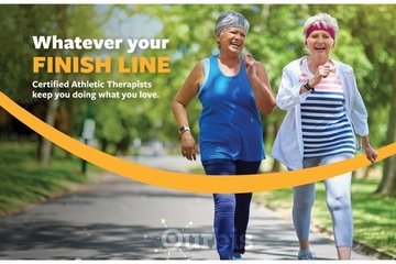 Whatever Your Finish Line Athletic Therapy
