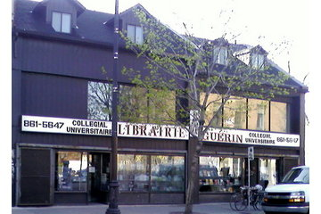 Librairie Guérin à Montréal
