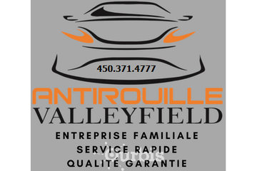 ANTIROUILLE VALLEYFIELD