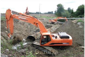 Excavation Charly à Huntingdon: 3
