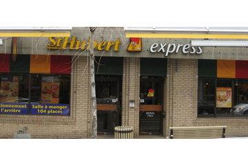 Rôtisserie St-Hubert Express St-Hubert in Montréal
