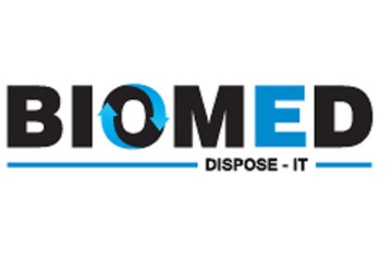 Biomed dispose it