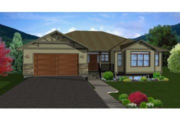 Westhome Planners Ltd in Penticton: Rancher Home Plans