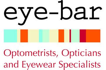 eye-bar Optometrists, Opticians & Eyewear Specialists in Sherwood Park: eyebar logo