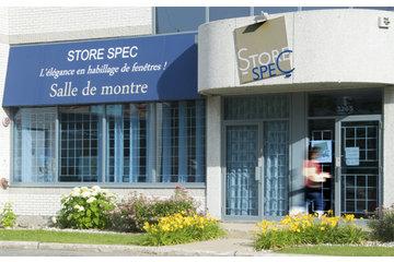 Store Spec inc. in Laval: Salle de montre à Laval