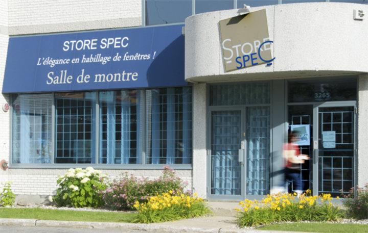 Store Spec Inc Laval QC Ourbis