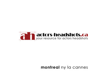 actors-heashots.ca in Montréal