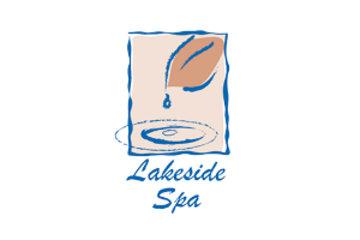 Lakeside spa