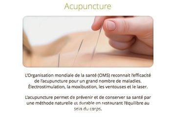 Clinique Santé Corporelle Linda Martel in Montréal: Acupuncture à Montréal, Anjou