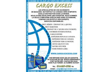 Express Bagages à Saint-Laurent
