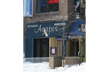 Agapes à Montréal