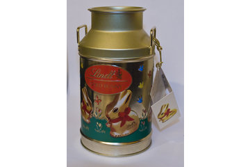 Timeless Tins in Kamloops: Lindt Gold bunny by Timeless Tins