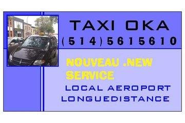 taxi oka