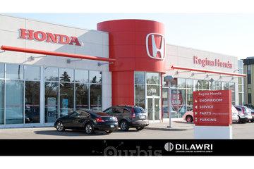 Regina Honda in Regina: Regina Honda