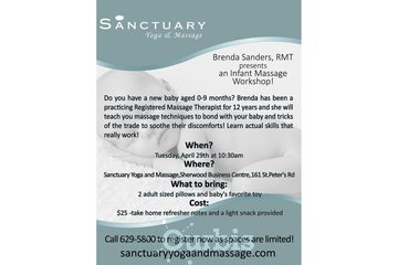 Sanctuary Yoga & Massage