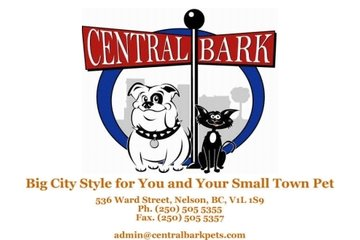 Central Bark Pet Supplies in Nelson: Source : official Website