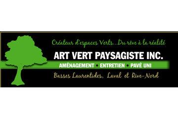 Art Vert paysagiste inc à Sainte-Thérèse