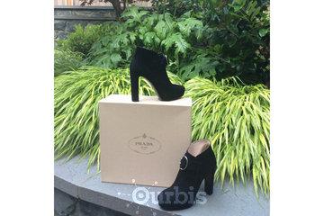 Verve Fashion Inc in Victoria: Prada Boots in a Size 6