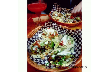 La Casita Tacos in Vancouver: BAJA & GRILLED VEG #tacos #margaritas #Vancouver #BC #Canada #WestEnd #downtown