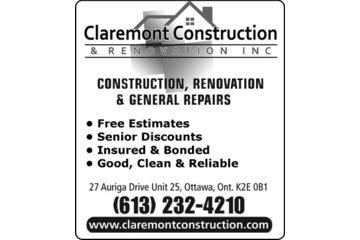 Claremont Construction & Renovation
