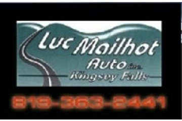 Luc Mailhot autos in Kingsey Falls