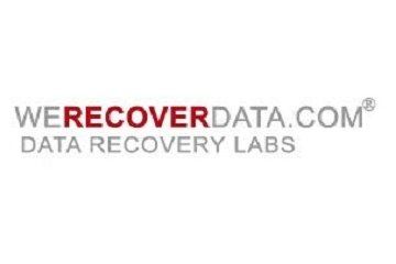 WeRecoverData Data Recovery Inc.
