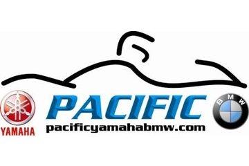 Pacific Yamaha BMW in Richmond: Pacific Yamaha BMW Logo