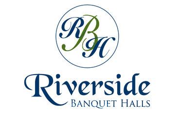 Riverside Banquet Halls in Richmond: Riverside Banquet Halls logo