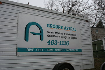 Groupe Astral in Longueuil