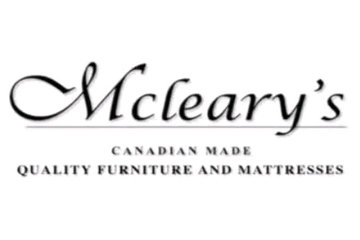 McLeary's Canadian Made Quality Furniture and Mattresses
