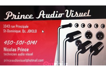 Prince Audio Visuel