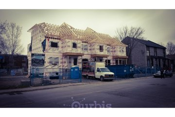 Les Constructions Gariepy Lebrun à Saint-Lin-Laurentides: Charpente