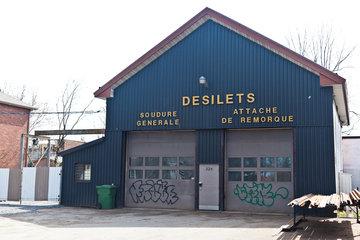 Soudure Désilets Inc à La Prairie