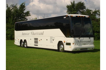 Autobus Scolaires Chartrand inc in Laval: Autocar Grand Luxe