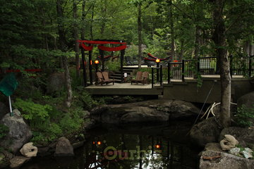 Ofuro Spa in Morin-Heights: Spa nordique Laurentides