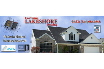 Couvreur Lakeshore Roofing