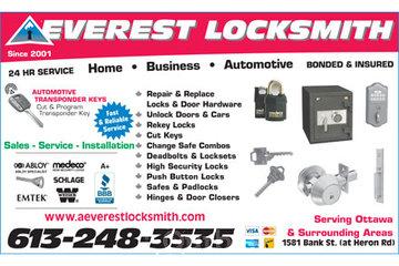 A Everest Locksmith