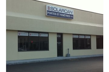 Solarcan Portes & Fenêtres Inc in Longueuil