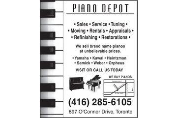 Piano Depot Inc