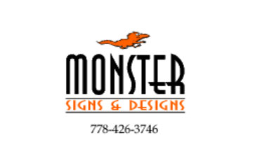 Monster Signs & Designs Inc.
